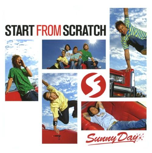 【中古】SUNNY DAY/START FROM SCRATCH