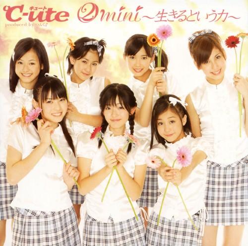 【中古】(2)mini〜生きるという力〜(初回生産限定盤)(DVD付)/℃−ute