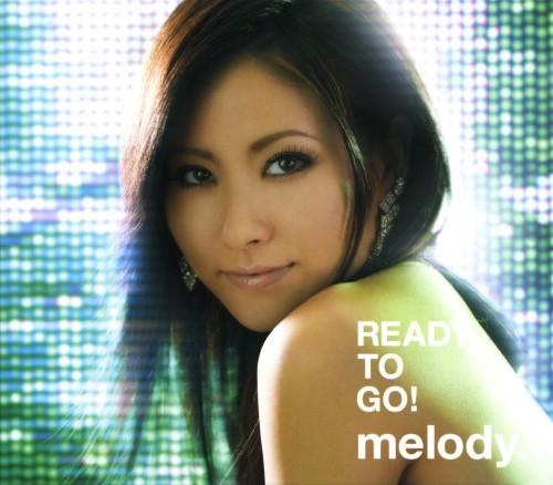 【中古】READY TO GO!(初回生産限定盤)(DVD付)/melody.