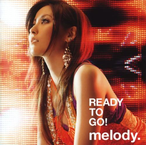 【中古】READY TO GO!/melody.