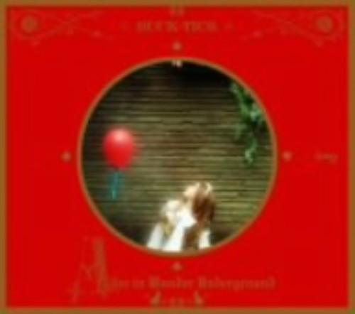 【中古】Alice in Wonder Underground(初回生産限定盤)/BUCK−TICK