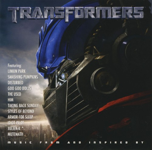 【中古】「トランスフォーマー」オリジナル・サウンドトラック/サントラ