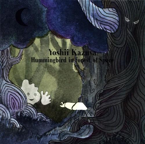 【中古】Hummingbird in Forest of Space(初回限定盤)(DVD付)/吉井和哉