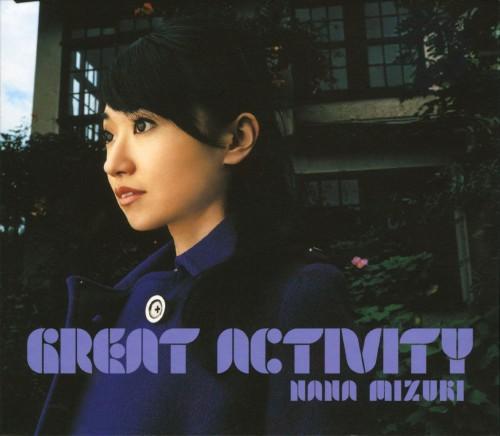 【中古】GREAT ACTIVITY/水樹奈々