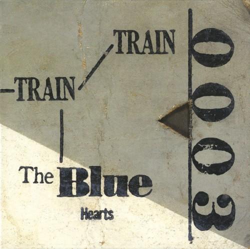 【中古】TRAIN−TRAIN(期間限定生産盤)/THE BLUE HEARTS