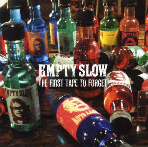【中古】THE FIRST TAPE TO FORGET/EMPTY SLOW