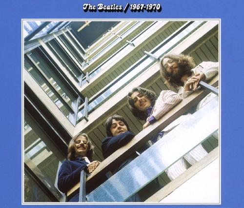 【中古】ザ・ビートルズ 1967年〜1970年(青盤)(期間限定特別価格盤)/The Beatles