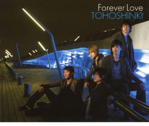 【中古】Forever Love/東方神起