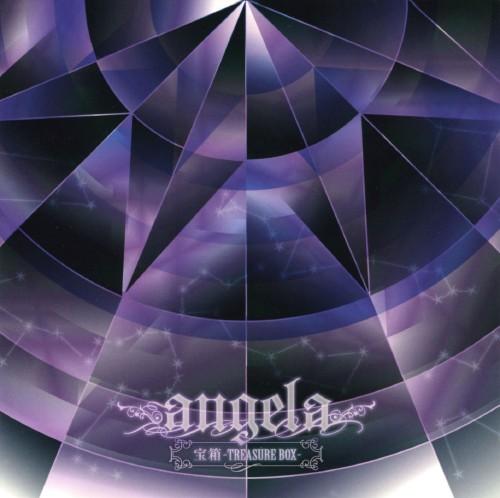 【中古】angela BEST ALBUM 宝箱−TREASURE BOX−/angela