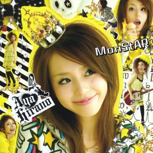 【中古】MonStAR(DVD付)/平野綾