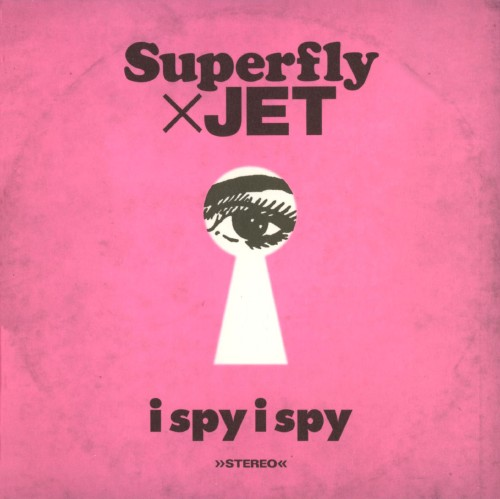 【中古】i spy i spy/Superfly×JET
