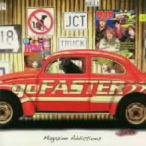 【中古】Magazine Addictions/Gofaster