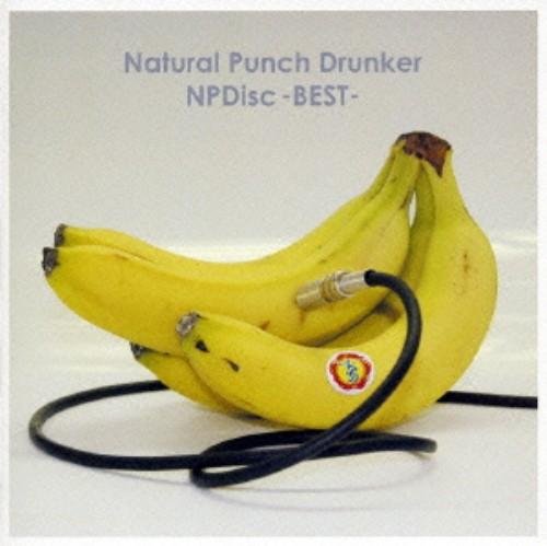 【中古】Natural Punch Disc−BEST WOLKS-/ナチュラル・パンチ・ドランカー