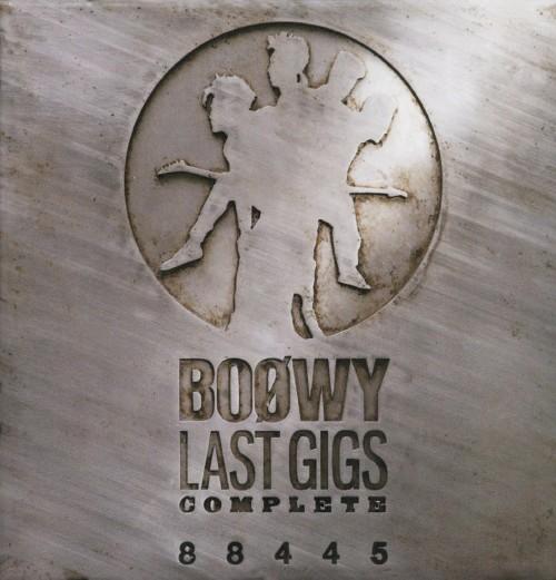 【中古】LAST GIGS COMPLETE 88445/BOφWY