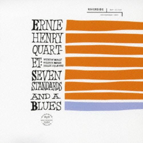 【中古】セヴン・スタンダーズ・アンド・ア・ブルー(初回生産限定盤)/アーニー・ヘンリー