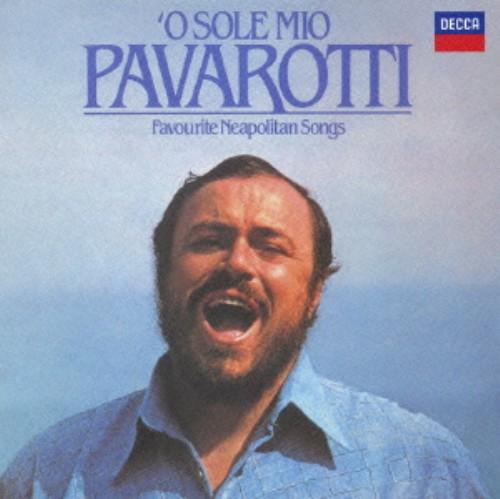 【中古】オ・ソレ・ミオ(初回生産限定盤)/ルチアーノ・パヴァロッティ