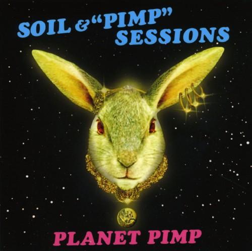 【中古】PLANET PIMP/SOIL&'PIMP'SESSIONS