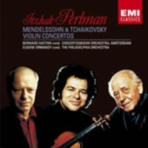 【中古】メンデルスゾーン:ヴァイオリン協奏曲、チャイコフスキー:ヴァイオリン協奏曲/パールマン