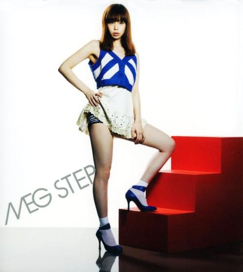 【中古】STEP(初回限定盤)(DVD付)/MEG