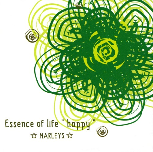 【中古】Essence of life happy(初回生産限定盤)/☆MARLEYS☆