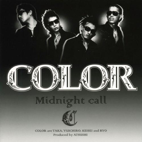 【中古】Midnight call/COLOR