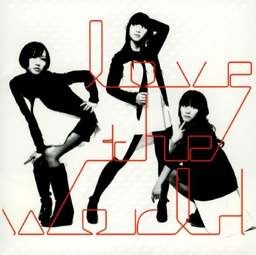 【中古】love the world/Perfume
