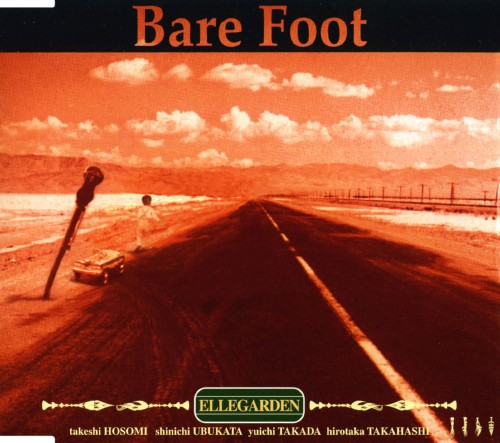 【中古】Bare Foot/ELLEGARDEN
