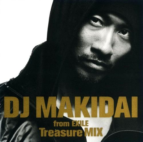 【中古】DJ MAKIDAI MIX CD Treasure MIX(初回限定盤)(DVD付)/DJ MAKIDAI