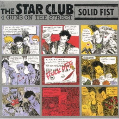 【中古】SOLID FIST/THE STAR CLUB
