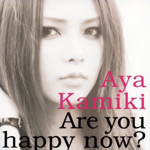 【中古】Are you happy now?(初回限定盤A)(DVD付)/上木彩矢