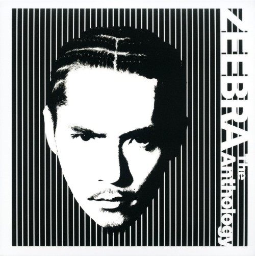 【中古】「The Anthology」Low Priced Edition(期間限定特別価格盤)/ZEEBRA
