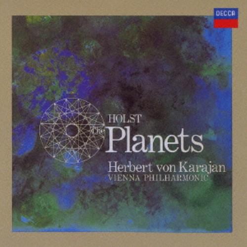 【中古】ホルスト/組曲《惑星》(初回生産限定盤)/カラヤン&ウィーン・フィルハーモニー管弦楽団