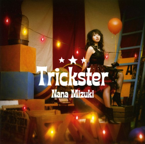 【中古】Trickster/DISCOTHEQUE/Trinity Cross/水樹奈々
