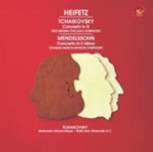 【中古】メンデルスゾーン&チャイコフスキー:ヴァイオリン協奏曲(完全生産限定盤)/ヤッシャ・ハイフェッツ