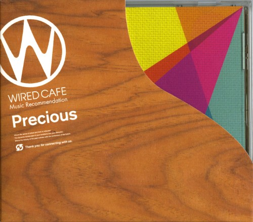 【中古】WIRED CAFE Music Recommendation Precious/オムニバス
