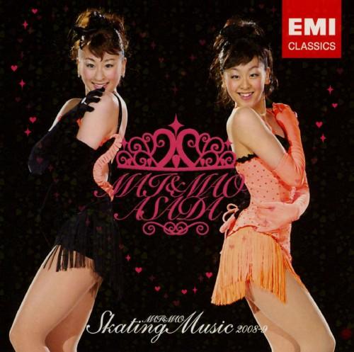 【中古】浅田舞&真央 スケーティング・ミュージック2008−09/オムニバス