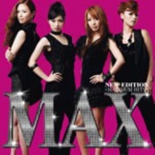 【中古】NEW EDITION 〜 MAXIMUM HITS 〜(DVD付)/MAX