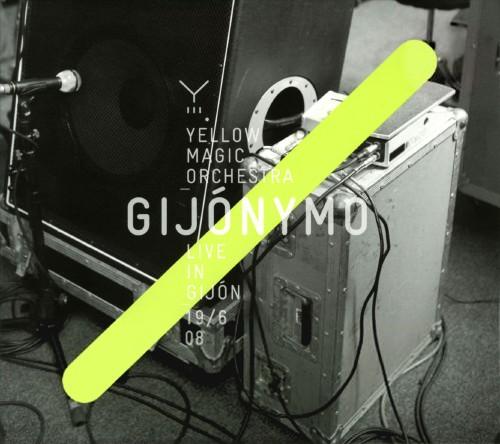 【中古】GIJONYMO−YELLOW MAGIC ORCHESTRA LIVE IN GIJON 19/6 08−/YMO