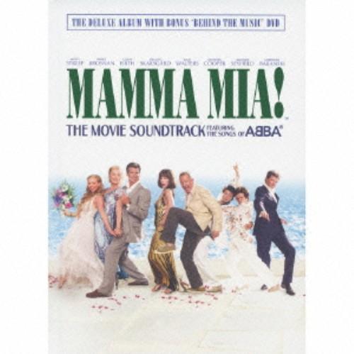 【中古】マンマ・ミーア!−ザ・ムーヴィー・サウンドトラック デラックスエディション(DVD付)/サントラ