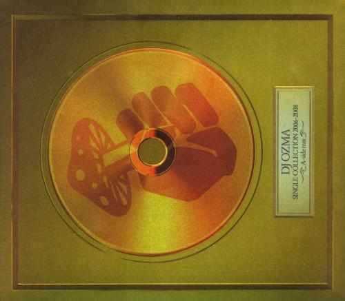 【中古】SINGLE COLLECTION 2006−2008 A−side trax−(DVD付)/DJ OZMA