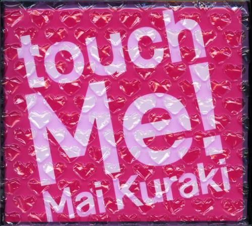 【中古】touch Me!(初回生産限定盤)(DVD付)/倉木麻衣