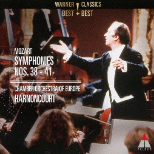 【中古】モーツァルト:交響曲第38番〜第41番(初回生産限定盤)/ニコラウス・アーノンクール