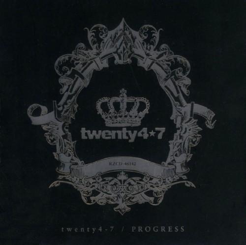 【中古】PROGRESS/twenty4−7