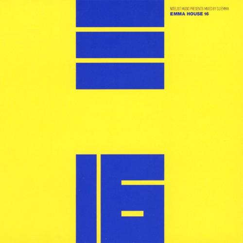 【中古】EMMA HOUSE 16/DJ EMMA