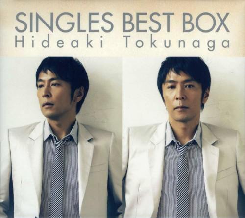 【中古】SINGLES BEST BOX(初回生産限定盤)/徳永英明