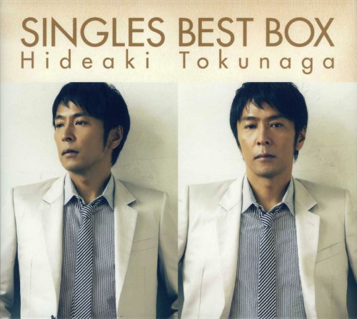 【中古】SINGLE BEST BOX(初回生産限定盤)(DVD付)/徳永英明