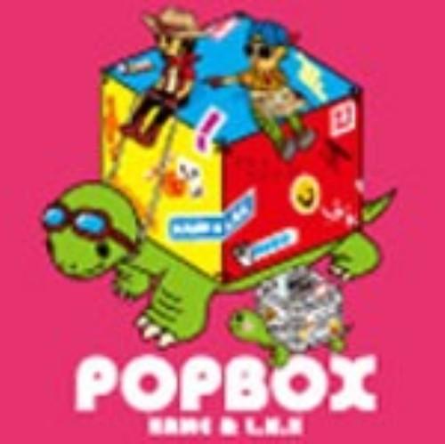 【中古】POP BOX(初回生産限定盤)(DVD付)/KAME&L.N.K