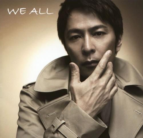 【中古】WE ALL(初回生産限定盤A)(DVD付)/徳永英明