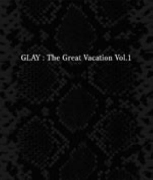 【中古】THE GREAT VACATION VOL.1〜SUPER BEST OF GLAY/GLAY