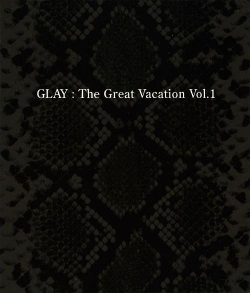 【中古】THE GREAT VACATION VOL.1〜SUPER BEST OF GLAY(期間限定特別価格盤)/GLAY